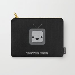 Cute Poltergeist TV Carry-All Pouch
