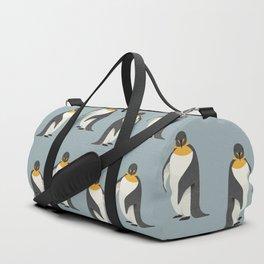 Whimsy Emperor Penguin Duffle Bag