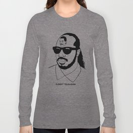 Sunset Television Stevie Eddie Long Sleeve T-shirt
