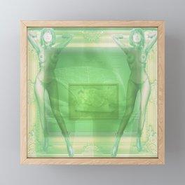 freud Framed Mini Art Print
