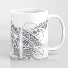 The Anatomy of Thought 1 Coffee Mug
