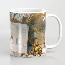 Peace by Mandy Ramsey Coffee Mug