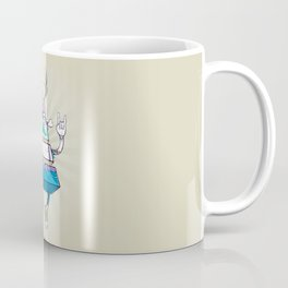 Triangle Hipster Coffee Mug