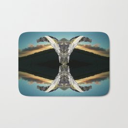 Veilwalker Mirrored Bath Mat