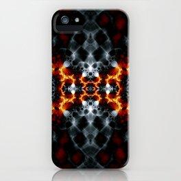 Fractal Art - Lava 2 iPhone Case