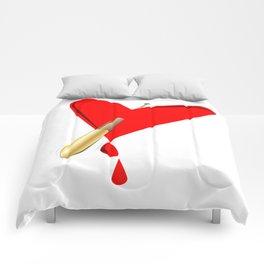 Cupids Arrow Comforters