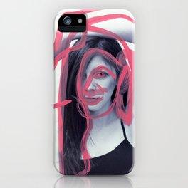 Colleen iPhone Case