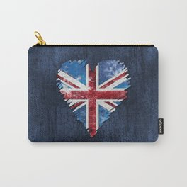 Brexit Or Not Britain We Love You Carry-All Pouch