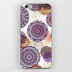 Fall Love Mandalas iPhone & iPod Skin