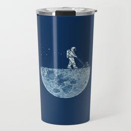 Space walk Travel Mug