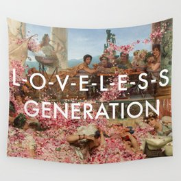 The Roses of the Loveless Wall Tapestry