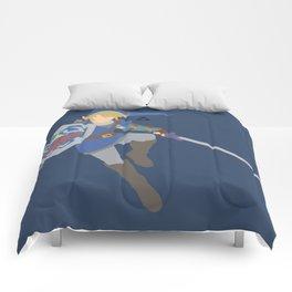 Link(Smash)Blue Comforters