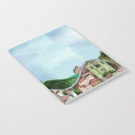 Lisboa landscape Notebook