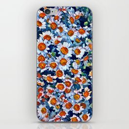 chrydsanthemum iPhone Skin