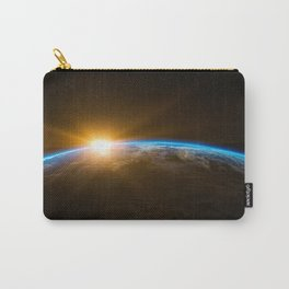 Earth Sunrise Carry-All Pouch