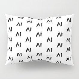 Black & White Pillow Sham