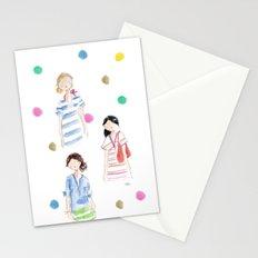 J Crew Summer Girls Stationery Cards