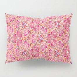 flowers or butterflies - uma releitura Pillow Sham