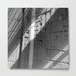 #213 #Light #Concrete #Shadows Metal Print