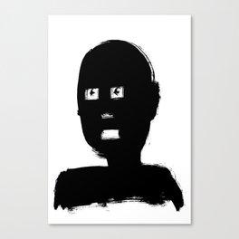 Iconicman Canvas Print