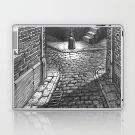 Streets crossing Laptop & iPad Skin