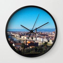 Florence Wall Clock