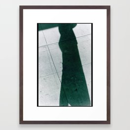 Me, Myself, & I  Framed Art Print