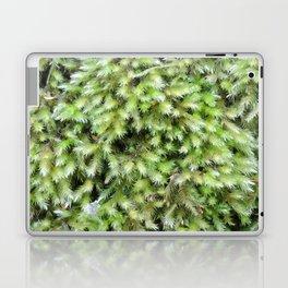 TEXTURES -- Moss on a Tree Trunk Laptop & iPad Skin