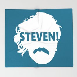 STEVEN! Throw Blanket