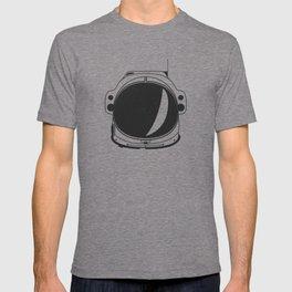 Cosmonaut helmet T-shirt