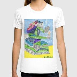 Study for Las Meninas T-shirt