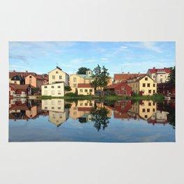 Swedish Old Town Rug