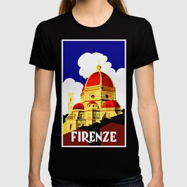 Firenze - Florence Italy Travel T-shirt