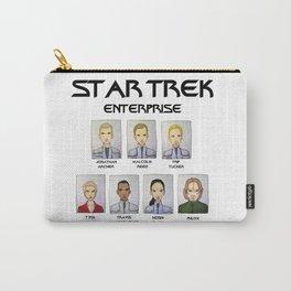 STAR TREK ENTERPRISE Carry-All Pouch