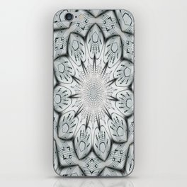 Sheet Music Abstract iPhone Skin
