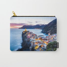 Cinque Terre #society6 #decor #buyart #homedecor Carry-All Pouch