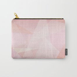 Abstract polygonal landscape Carry-All Pouch