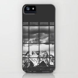 Jackson Wyoming iPhone Case