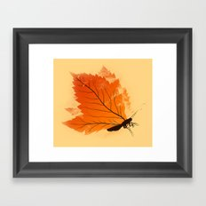 Seasons change - T-shirt Framed Art Print