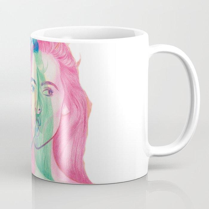 Salmon Art Coffee Mug