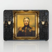 actor iPad Cases featuring Alan Rickman - replaceface by replaceface