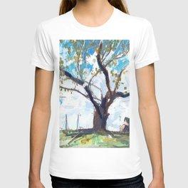Gibsons Beach Reserve T-shirt