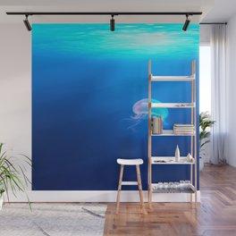 Jellyfish are beautiful Wall Mural