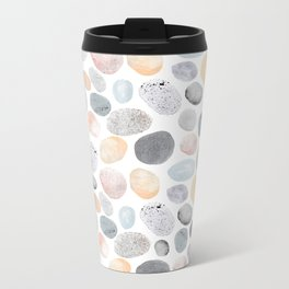Pebbles Metal Travel Mug