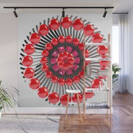 Candy pie Wall Mural