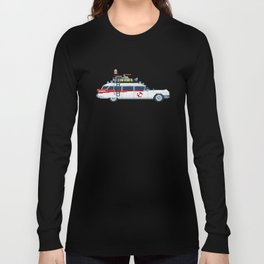 Ecto 1 Long Sleeve T-shirt
