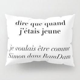 RamDam Pillow Sham