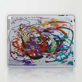 Swirl of Innocence Laptop & iPad Skin