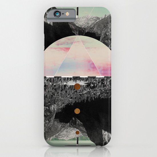 Candy Floss Skies iPhone & iPod Case