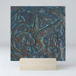 Hummingbird Art Mini Art Print